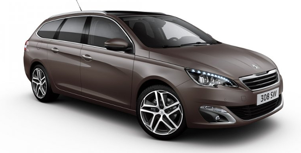 new peugeot 308 sw allure my private lease. Black Bedroom Furniture Sets. Home Design Ideas