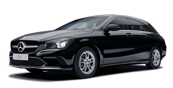 Mercedes cla-sb