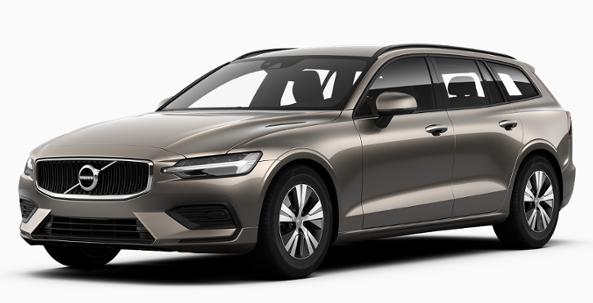 Volvo V60 new